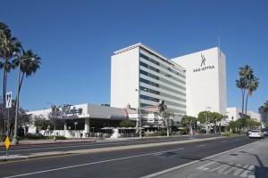 photo of SAG AFTRA Plaza